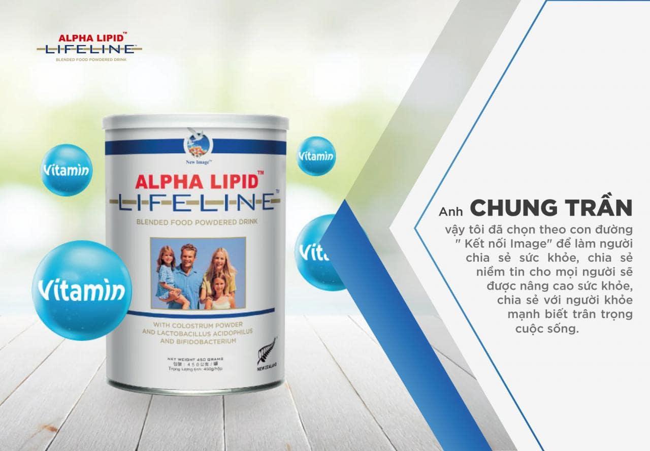 Đánh giá sữa non Alpha Lipid