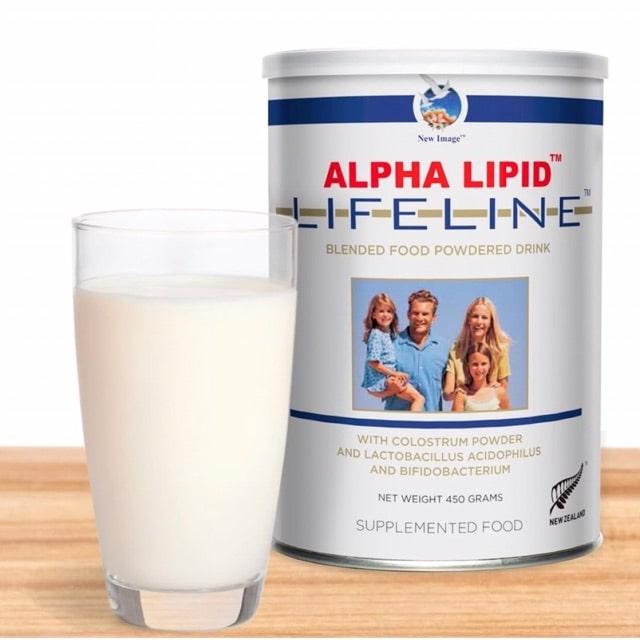 Ai nên uống sữa non Alpha Lipid