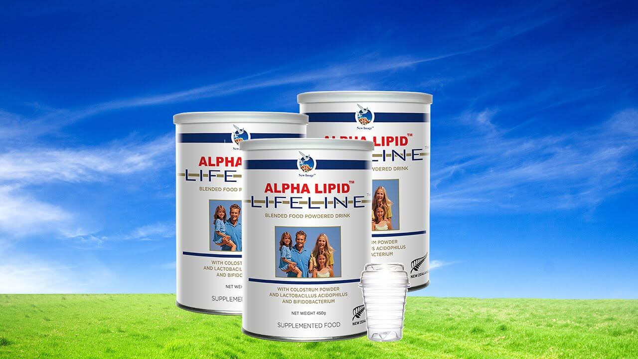 Sữa non Alpha Lipid hỗ trợ bệnh tim mạch