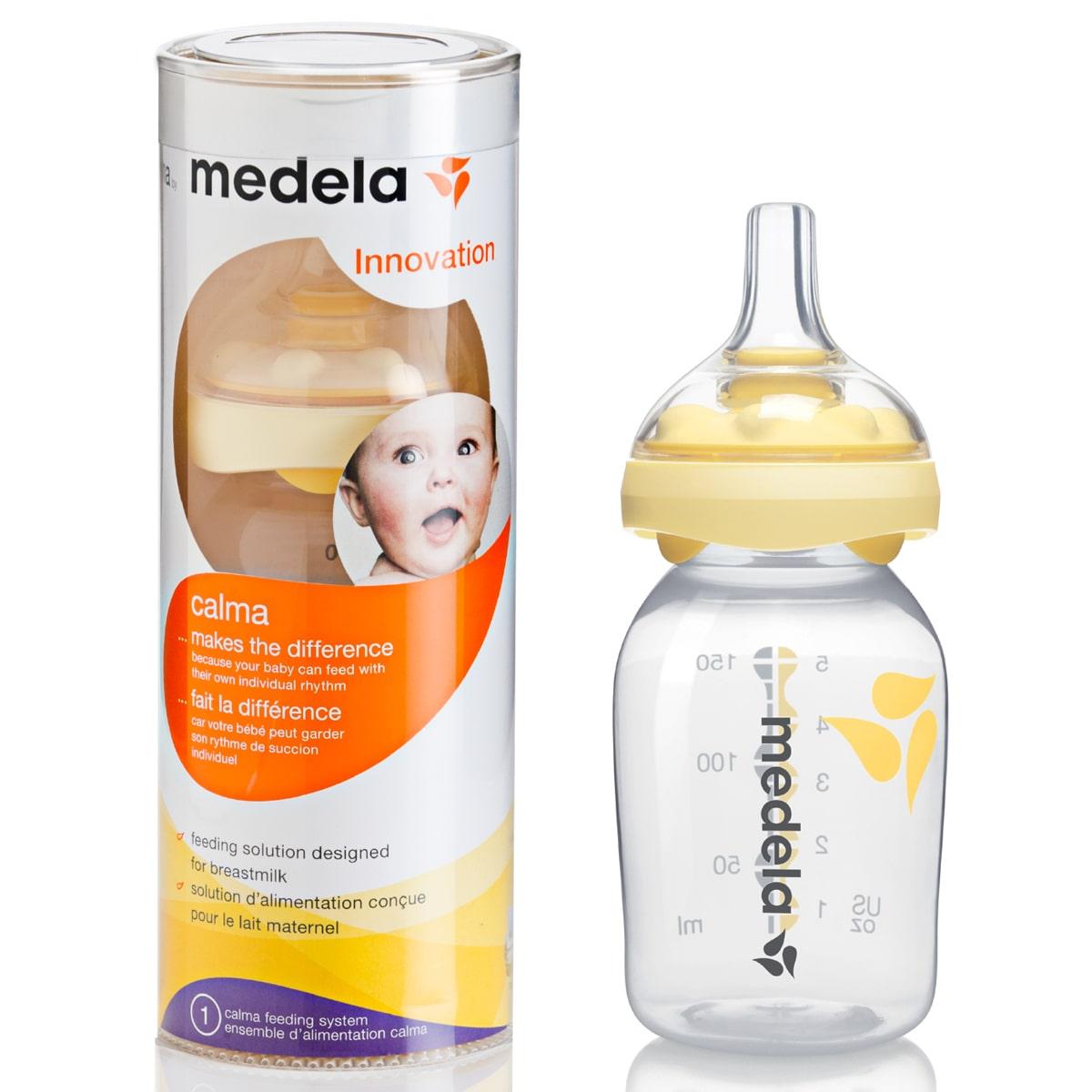 bình sữa Medela Calma