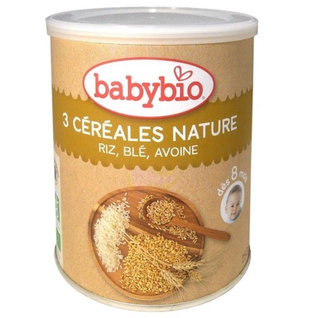 Bột lắc sữa Babybio