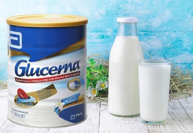Đặc điểm của sữa Glucerna