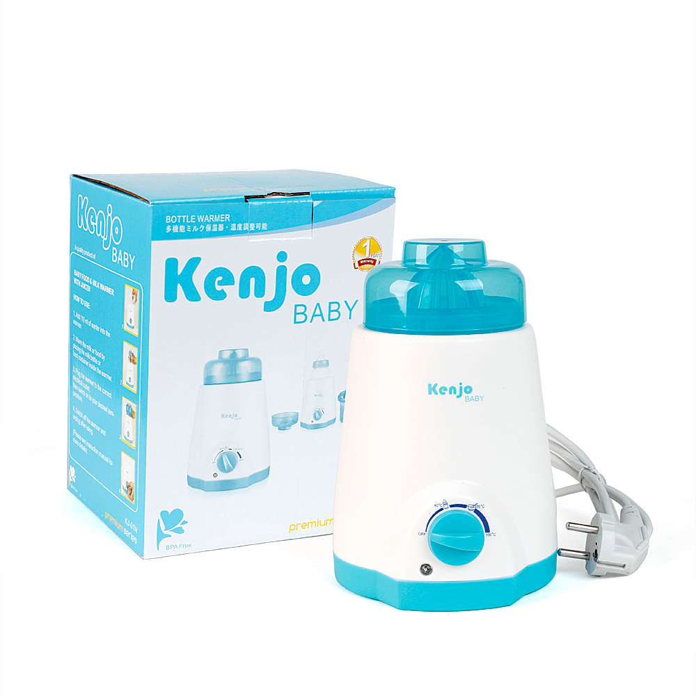 Máy hẫm sữa Kenjo