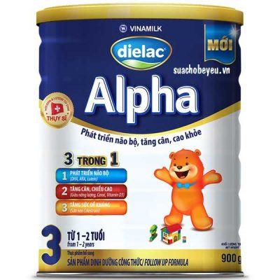 sữa Dielac Alpha