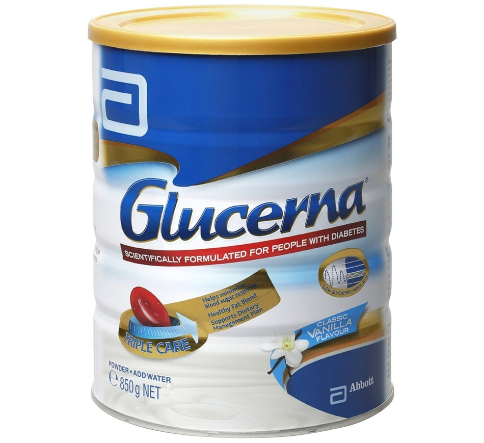 Sữa Glucerna