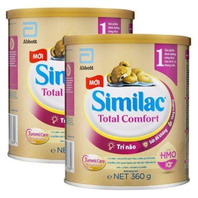 sữa Similac Total Comfort 1 HMO loại 360g