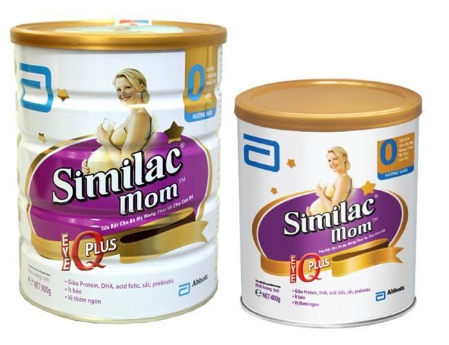 Sữa bầu similacmom