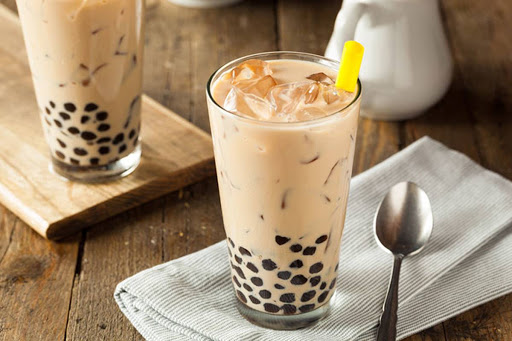 Thành phần của trà sữa