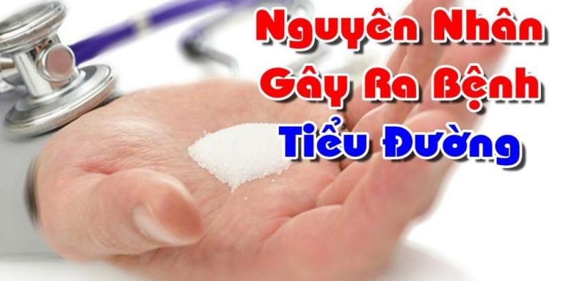 Nguyen nhan gay ra benh tieu duong