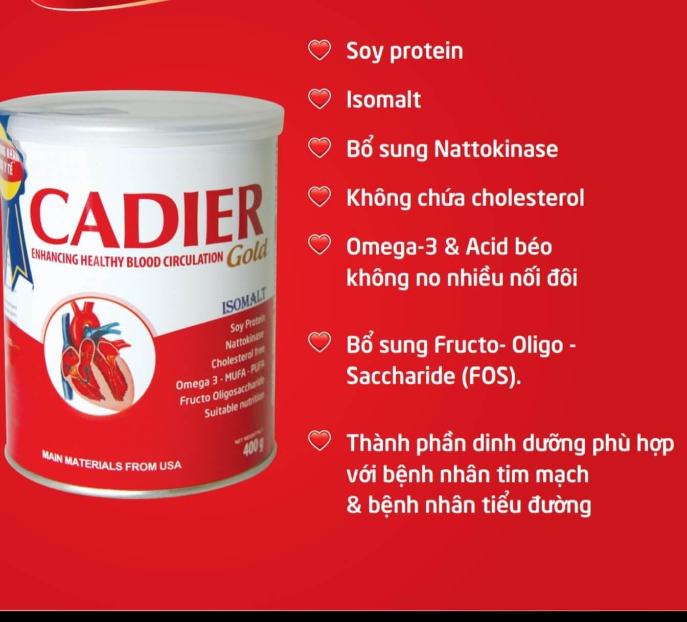 Cadier Gold