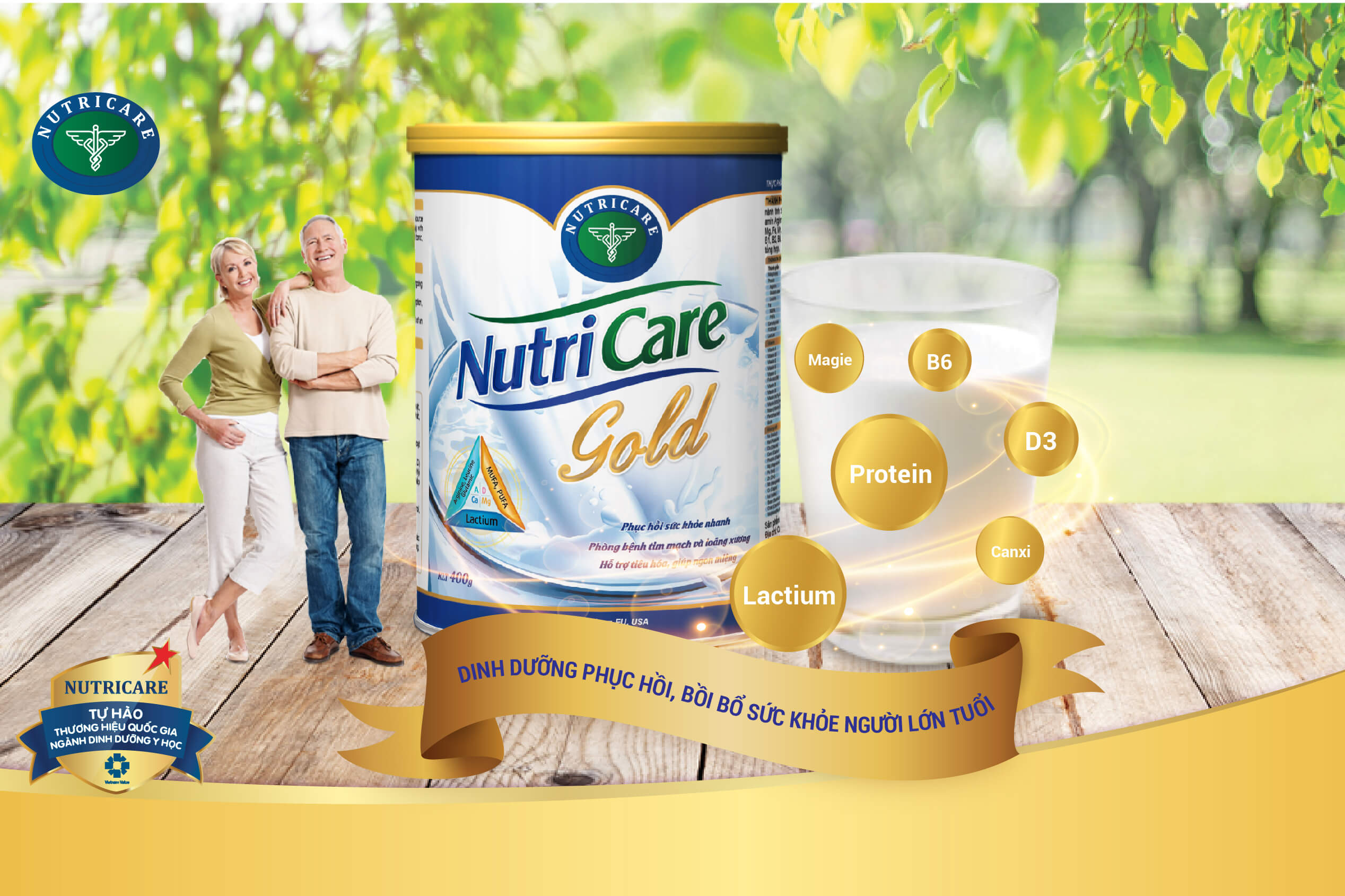 Nutricare Gold