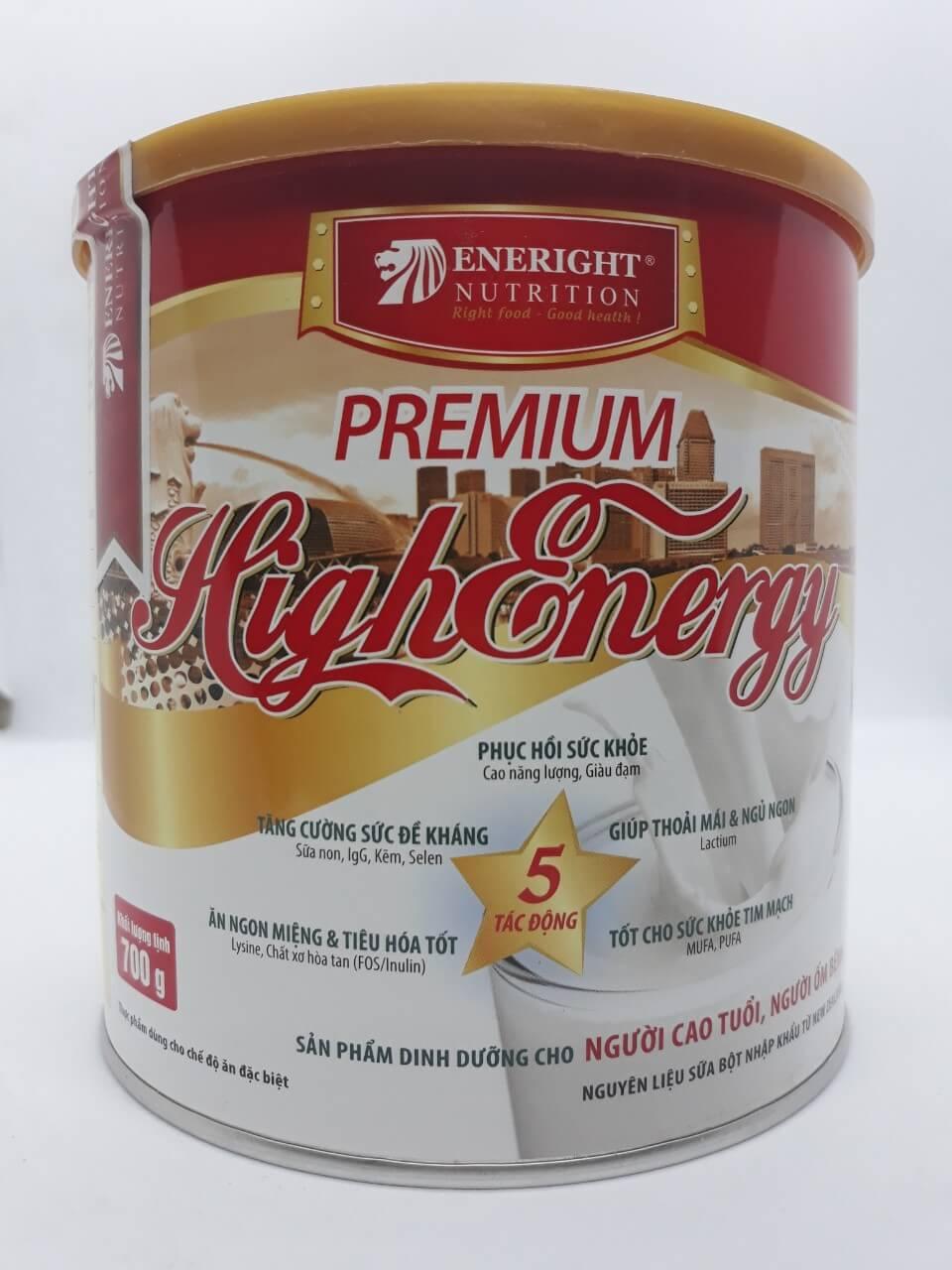 Premium High Energy
