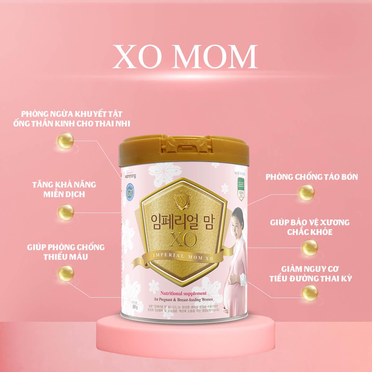 XO Mom