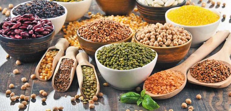 Các loại ngũ cốc nguyên hạt