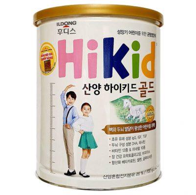 Sữa Hikid dê chính hãng