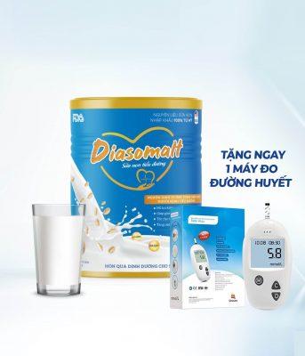 diasomalt sữa non tiểu đường