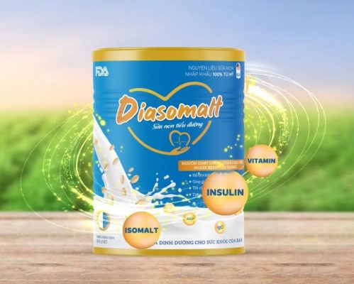 diasomalt tốt cho sức khỏe
