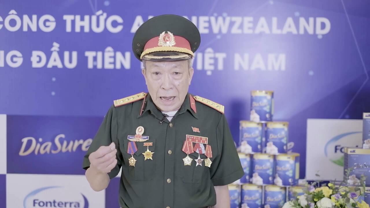 Người nổi tiếng sử dụng sữa non tiểu đường Diasure